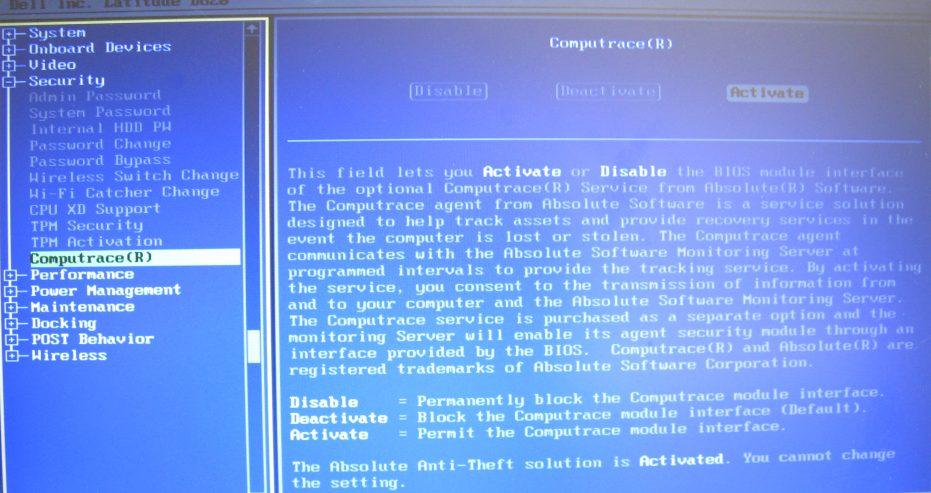 computrace software techhelp mcla s technology help center