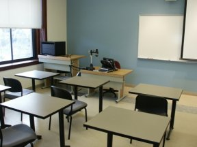 Murdock Technology Enhanced Classroom
