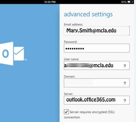 how to connect office 365 calendar to iphone