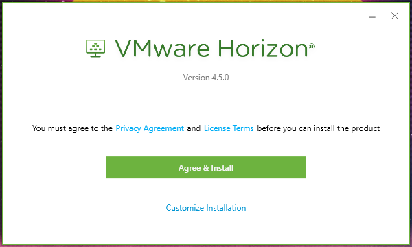 Vmware Horizon View Client For Linux